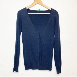 United colors of Benetton Navy Cardigan